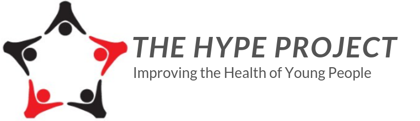 THE HYPE Project new logo